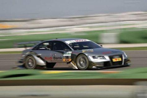 Miguel Molina und die anderen Fahrer fanden zunächst so gut wie keinen Grip
