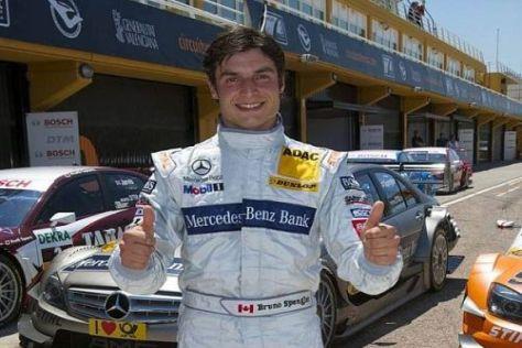 Bruno Spengler will sich in Valencia von Startplatz zwei aus den Sieg holen