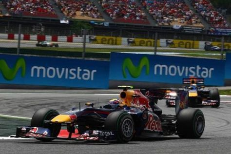 Red Bull erntet 2010 endlich die Früchte des langjährigen Formel-1-Investments