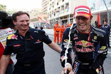 Mark Webber tendiert zu Red Bull, hält sich aber vorerst alle Optionen offen