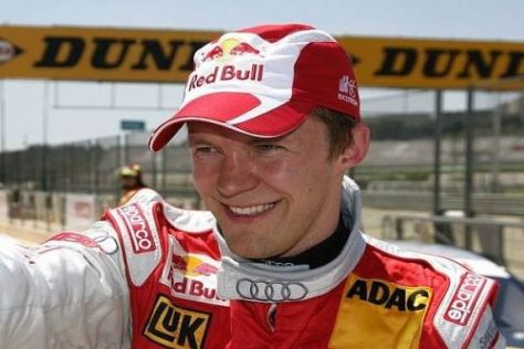 Endlich wieder ganz vorn: Mattias Ekström siegte in Valencia