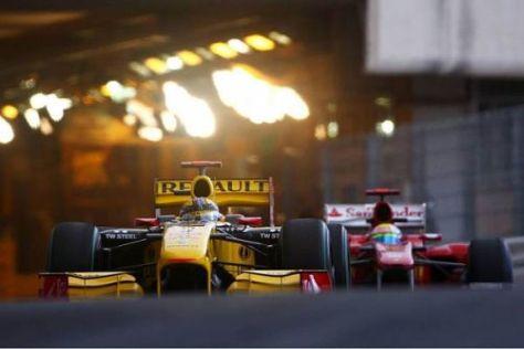 Sehen wir Kubica und Massa im kommenden Jahr im Auto des anderen?