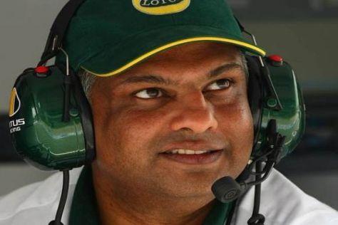 Tony Fernades hat einen Einsatz von KERS bei Lotus eine Absage erteilt