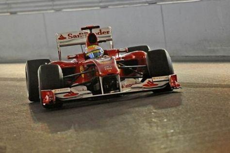 Felipe Massa und Ferrari wollen in Istanbul erneut gute Ergebnisse einfahren