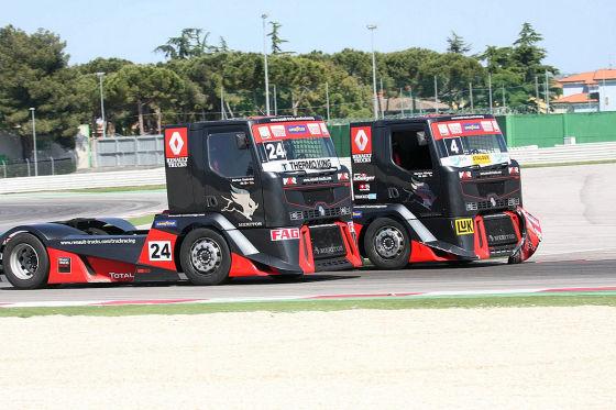 FIA Truckracing-WM, Renault