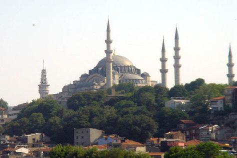 Istanbul ist so etwas wie die kulturelle Hauptstadt der Türkei