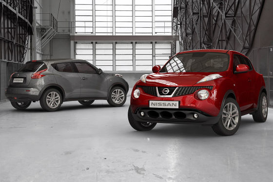 nissan juke 2010 crossover der preis. Black Bedroom Furniture Sets. Home Design Ideas