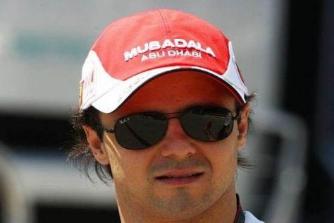 Felipe Massa will beim Grand Prix in Istanbul zum vierten Mal gewinnen