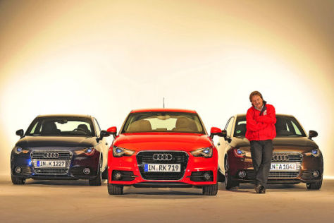 Audi A1 Ausstattungslinien
