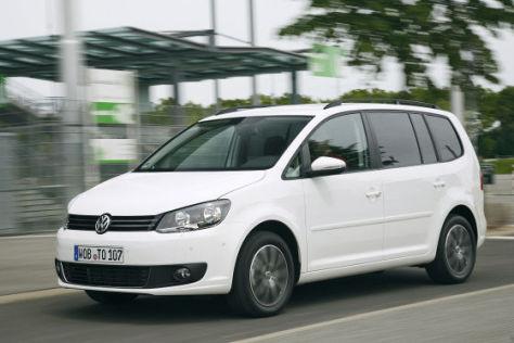 VW Touran (2010)