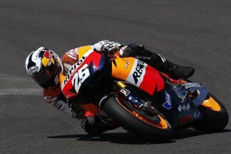 Dani Pedrosa hat in dieser Saison mit der Honda RC212V zu kämpfen