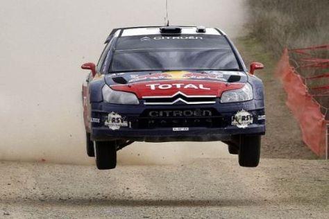 Citroën-Junior Sébastien Ogier behautet in Portugal weiter die Spitze