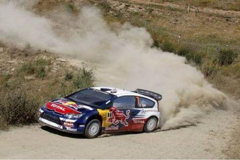 Sébastien Ogier schont in Portugal seine Pirelli-Reifen am besten