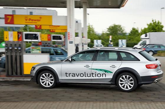 Audi: Projekt travolution