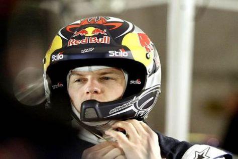 Kimi Räikkönen stellt sich am Erzberg einer Herausforderung der besonderen Art
