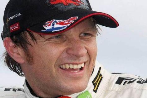 Petter Solberg fiebert der zweiten Saisonhälfte schon richtig entgegen