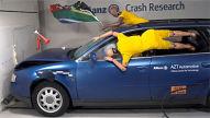 EM 2016: Fan-Auto gecrasht