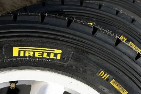 Pirelli ist seit 2008 Alleinausrüster in der Rallye-Weltmeisterschaft