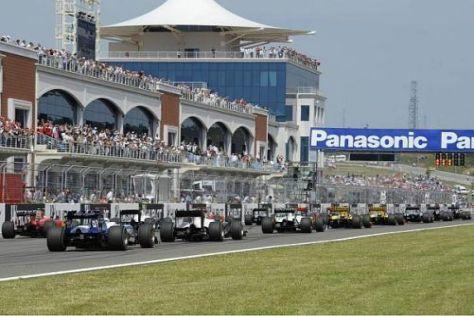 Noch ist nicht klar, wie oft die Formel 1 noch in Istanbul an den Start gehen wird