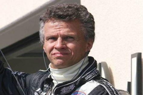 Jan Lammers ist an diesem Wochenende im Scirocco auf dem Lausitzring am Start