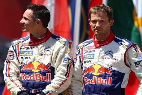 Julien Ingrassia und Sébastien Ogier dürfen demnächst im Werksteam fahren