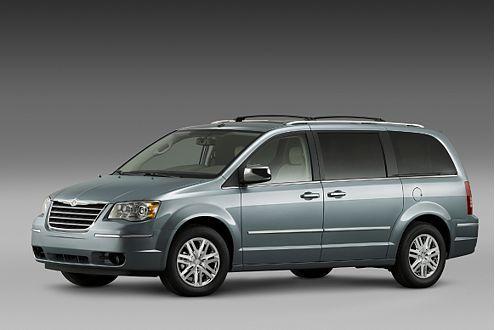 Beim Chrysler Town & Country und dem Schwestermodell Dodge Grand Caravan macht die Schiebetür-Elektrik Probleme.