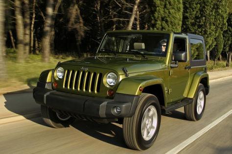Rückruf Chrysler/Jeep/Dodge
