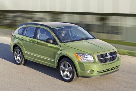 Rückruf Dodge Caliber/Jeep Compass