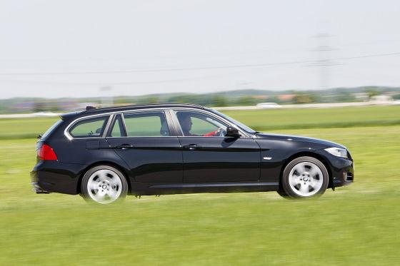3er BMW 320d Touring