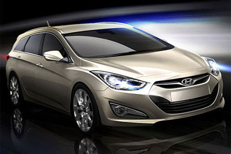 Hyundai i40cw