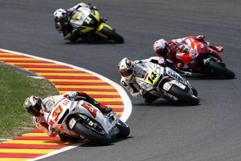 Privatiers wie Marco Melandri bereichern das Starterfeld der MotoGP durchaus