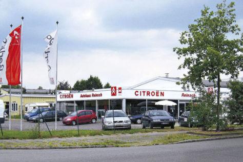 Citroën-Werkstatt