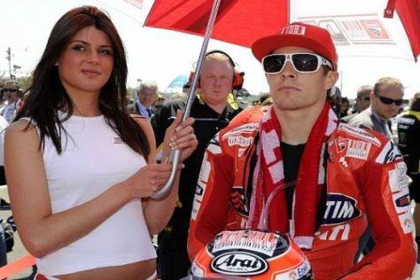 Nicky Hayden freut sich auf das Moto2-Debüt seines Bruders Roger Lee