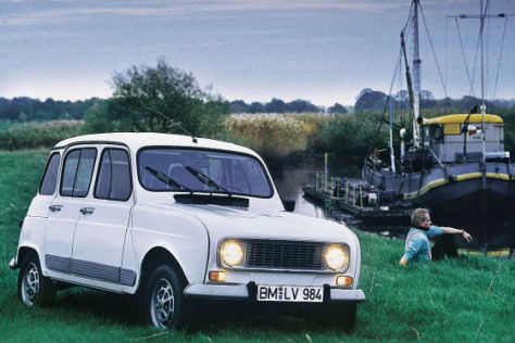 Renault R4 GTL