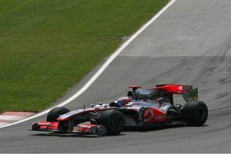 Zuletzt immer Zweiter: Jenson Button würde gern auch mal wieder siegen