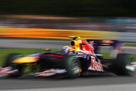 Mark Webber und Sebastian Vettel sollen in Valencia nach vorne fahren