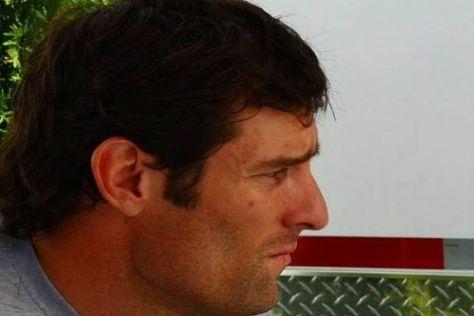 Mark Webber schaut am Wochenende bei seinen Zweiradfreunden vorbei