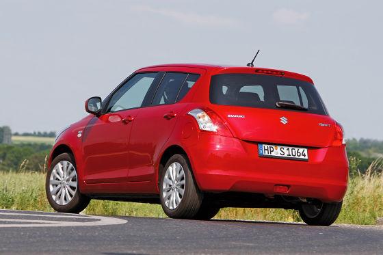 Suzuki Swift (2010)