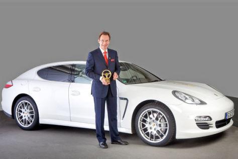 Porsche-Chef Michael Macht