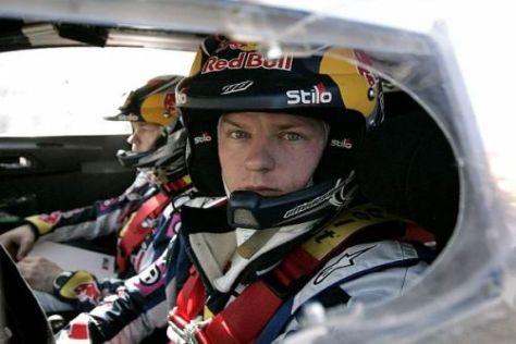 Kimi Räikkönen verbrachte in den letzten Tagen viel Zeit im Cockpit des C4