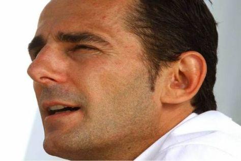 Sympathischer Kerl, durchwachsenes Comeback: Sauber-Pilot Pedro de la Rosa