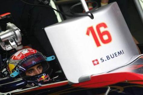 Sébastien Buemi blickt dem Valencia-Wochenende zuversichtlich entgegen