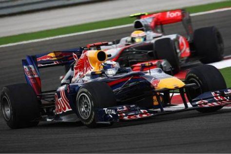 Neue Version kommt: Red Bull hatte den F-Schacht erstmals in Istanbul ausprobiert