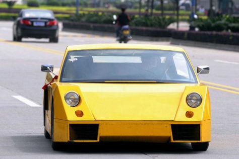Lamborghini-Eigenbau