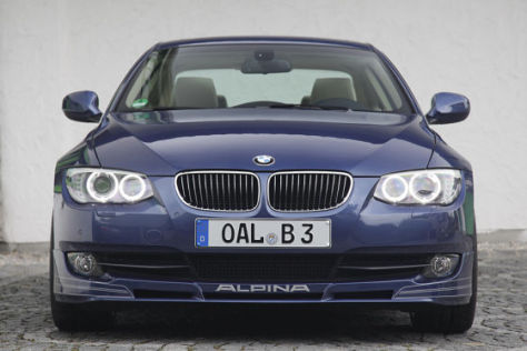 Alpina B3 S Coupé