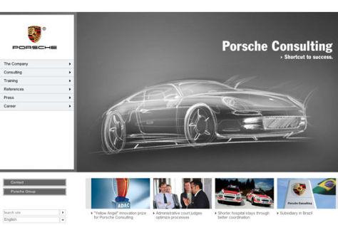 Porsche 928 (2012) Porsche Consulting