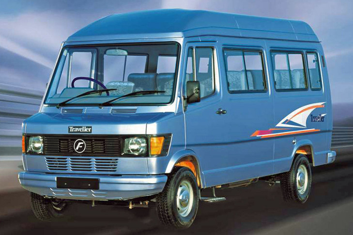 Force Motors LCV Traveller