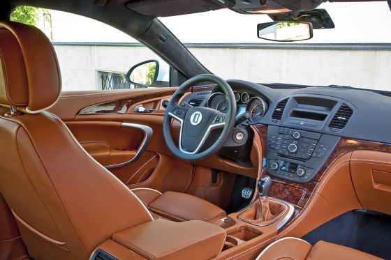 Bitter Insignia 2.8 Turbo 4x4: Der Kohlenpott-Maserati - autobild.de