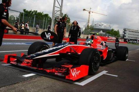 Performance gesucht: Virgin legt in Valencia im mechanischen Bereich nach