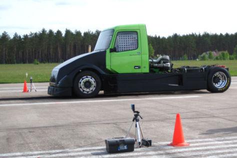 Volvo VN Weltrekord-Truck